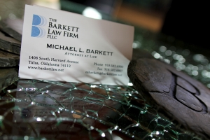 Michael L Barkett